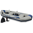 more details on Intex Mariner 3 Boat Set - Grey and Blue.
