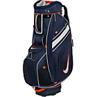 more details on Nike Sport Cart II Golfing Bag - Black, Blue and Orange.