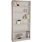 more details on Maine Tall Wide Extra Deep Bookcase - Putty.
