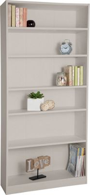 buy home maine wide bookcase putty at