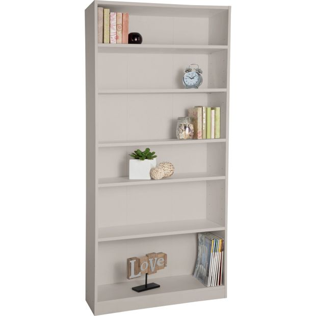 Buy HOME Maine Tall Wide Extra Deep Bookcase