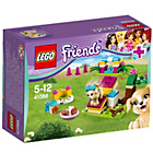more details on LEGO Friends Puppy Training - 41088.