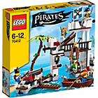 more details on LEGO Pirates Soldiers Fort - 70412.