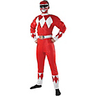 more details on Mighty Morphin Power Rangers Red Costume - 42-46 Inches.