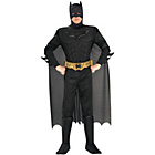 more details on The Dark Knight Rises Deluxe Muscle Costume - 38-40 Inches.