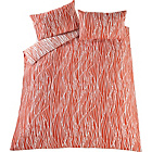 more details on Bamboo Orange Bedding Set - Double.