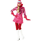 more details on Hanna-Barbera Penelope Pitstop Costume - Size 12-14.