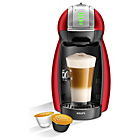more details on NESCAFE Dolce Gusto Genio Automatic Coffee Machine- Red.