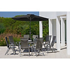 more details on Malibu 8 Seater Patio Set - Express Delivery.