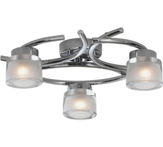Ceiling Lights At Argos : Buy heart of house ebury light ceiling fitting chrome