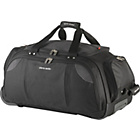 more details on Pierre Cardin Medium Holdall - Black and Grey.