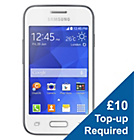 more details on O2 Samsung Galaxy Young 2 Mobile Phone - White.