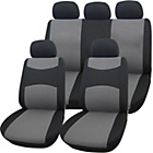 more details on Pro-Craft by Hilka Car Seat Covers - Black and Grey.