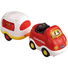 more details on Vtech Toot Toot Convertible and Caravan Playset.