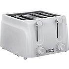 more details on Russell Hobbs 4 Slice Toaster - White.