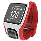 more details on TomTom Runner Cardio GPS Watch - Red and White.