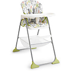 more details on Joie Mimzy Snacker Highchair - 123.