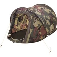 Trespass Festival Pop Up Tent Camo