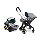 more details on Doona Infant Car Seat Stroller Storm - Grey.