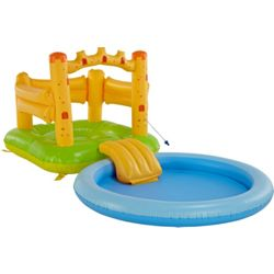 Chad Valley Castle Bouncer Ball Pit and Pool
