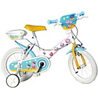 more details on Peppa Pig Bicycle 14 inch - White.