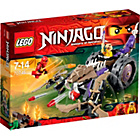 more details on LEGO® Ninjago™ Anacondrai Crusher - 70745.