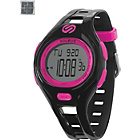 more details on Soleus Dash Small Unisex Sports Watch - Black and Fuchsia.