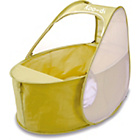 more details on Koo-di Pop Up Travel Bassinet - Lemon and Lime.