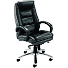 more details on Mabank Leather Executive Chair - Black.