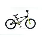 more details on Silverfox Resistance 20 Inch BMX Bike - Black.