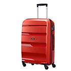 more details on American Tourister Bon Air Spinner Medium Suitcase - Red.