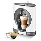 more details on NESCAFE Dolce Gusto Oblo Manual Coffee Machine- White.