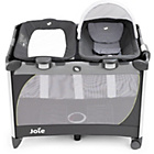more details on Joie SecureClick Travel Cot - Midway Change and Rock.