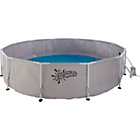 more details on 12ft Round Frame Pool.
