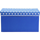 more details on Stars Upholstered Toy Box.