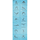 more details on Pro Fitness Blue Yoga Exercise Mat.