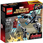 more details on LEGO Super Heroes Avengers Iron Man vs. Ultron 76029