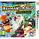 more details on Rayman and Rabbids Family Pack Nintendo 3DS Game.