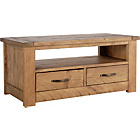 more details on Harvard 2 Drawer Coffee Table - Solid Pine.