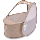 more details on Koo-di Pop Up Travel Bassinet - Café Crème.