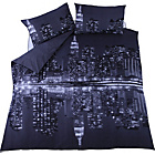 more details on New York Reflections Bedding Set - Kingsize.