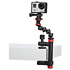 more details on Joby Action Clamp and GorillaPod Arm.
