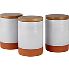more details on Heart of House Kemble Terracotta Jars with Bamboo Lids.