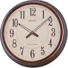 more details on Seiko Antique Copper Chime Wall Clock.