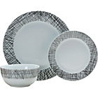 more details on Heart of House Affinity 12 Piece Metallic Dinner Set.