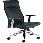 more details on Wakefield Leather Executive Chair - Black.