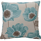 more details on Elissia Poppy Cushion - Duck Egg.