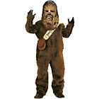 more details on Child's Super Deluxe Chewbacca Fancy Dress Costume - Small.