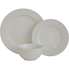 more details on Heart of House Embossed 12 Piece Dinner Set.