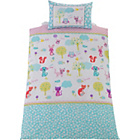 more details on Chad Valley Creature Friends Duvet Cover Set - Single.